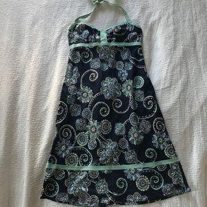 Loft petite size 2 floral dress